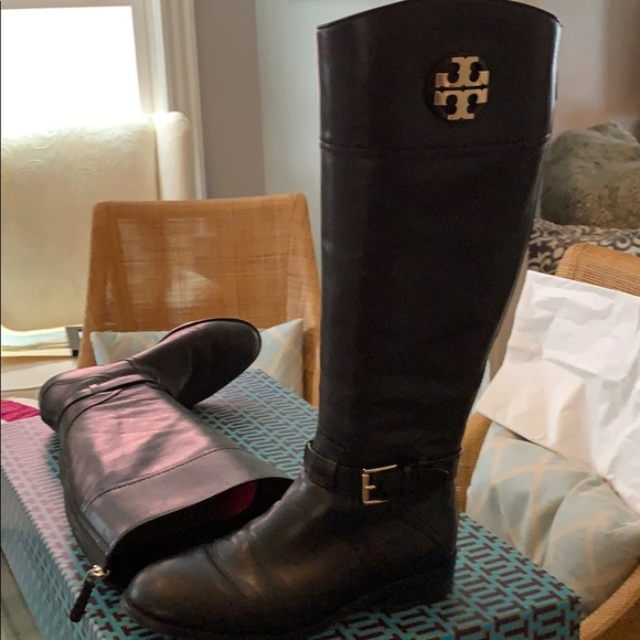 Tory Burch Shoes - Tory Burch Adeline riding boot - wide calf